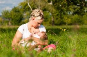Διατροφή του βρέφους: Θηλασμός & εισαγωγή στερεών τροφών