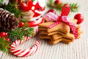 Εορταστικό τραπέζι Χριστουγέννων